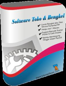 Software Toko dan Service